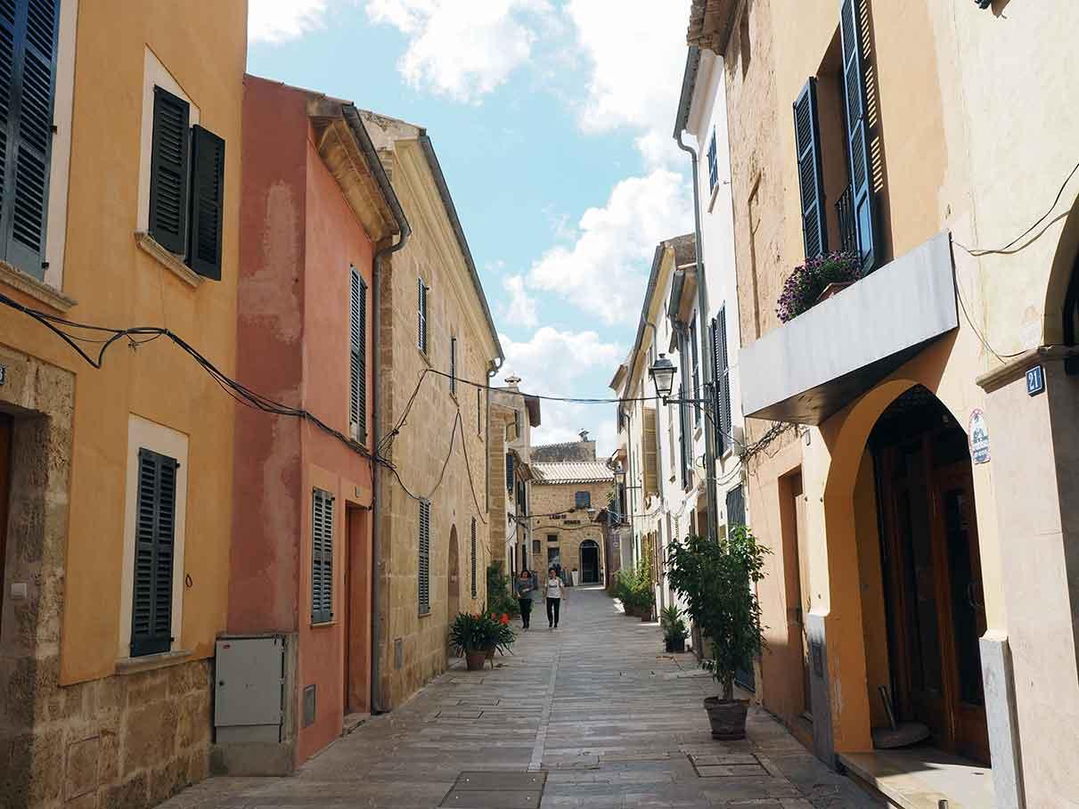 Touristik Mallorca Städtereisen